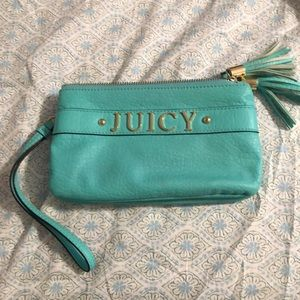 Juicy Couture wristlet/wallet